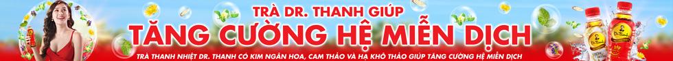 Trà DR. Thanh giúp Tăng cường hệ miễn dịch