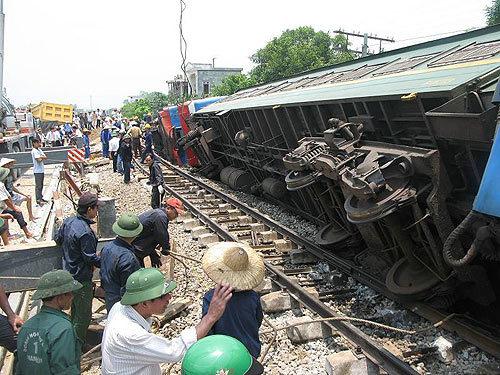 Tai nạn đường sắt đang trở thành nỗi ám ảnh người dân