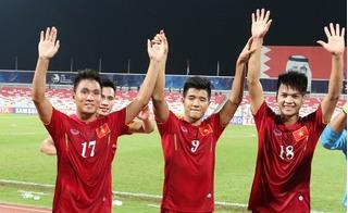 U19 Việt Nam dừng bước tại giải Châu Á