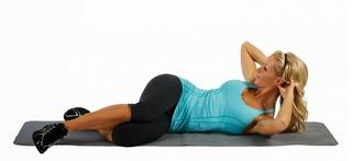 Bài tập nhỏ bụng, giảm cân cấp tốc chỉ cần 15 phút mỗi ngày