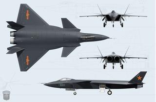 Chiến đấu cơ tàng hình mới của TQ giúp rút ngắn khoảng cách quân sự với Mỹ?