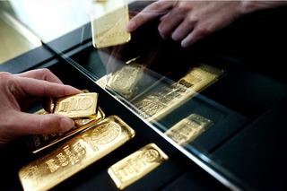 Giá vàng bất ngờ vọt lên cao nhất tháng