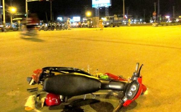 Hiện lực lượng chức năng đang khẩn trương làm rõ vụ tai nạn giao thông