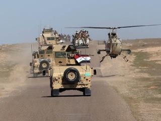 Iraq 'chặt đứt chân' các tuyến tiếp viện của khủng bố IS từ Mosul tới Syria