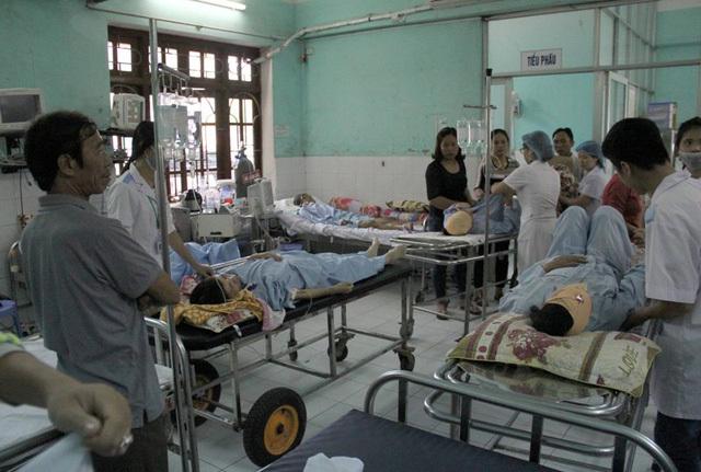Những người còn sống vẫn chưa hết bàng hoàng sau vụ nổ ở Thái Bình