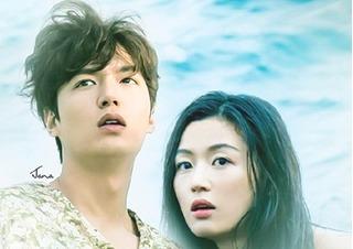 Phim Huyền thoại biển xanh của Lee Min Ho được phát sóng ở Việt Nam từ 17/11