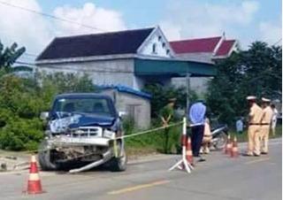 Tin tai nạn giao thông mới nhất 1/11: Chủ tịch xã gây tai nạn chết người