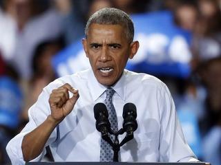 Tổng thống Obama: Đừng để Donald Trump đánh lừa