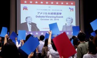 Thế giới nhìn về bầu cử Mỹ ra sao?
