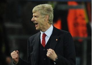 Lội ngược dòng đẳng cấp, Wenger hết lời ca ngợi Mesut Ozil