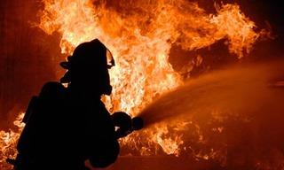 Những hiểm nguy đe dọa mạng sống của lính cứu hỏa