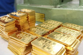 Giá vàng bất ngờ tăng vọt lên trên 36 triệu đồng/lượng