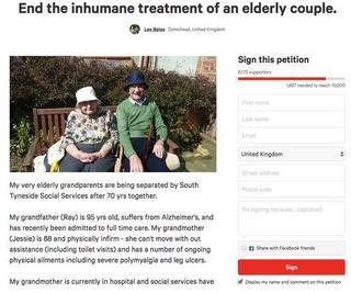 Tình yêu vĩnh cửu 70 năm khiến cả nước Anh cảm động