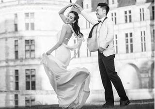 Ảnh cưới đẹp như cổ tích của