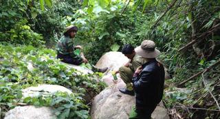 Thanh niên lở loét, không mảnh vải che thân sau 7 ngày lạc trong rừng