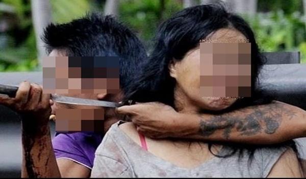 Đối tượng gây thương tích cho 3 người vì nghi ngờ vợ