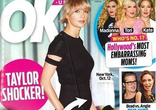 Lộ vòng 2 to bất thường, Taylor Swift đang mang bầu?