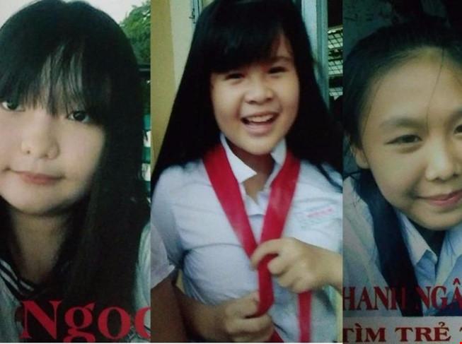 3 nữ sinh mất tích bí ẩn ở Biên Hòa.