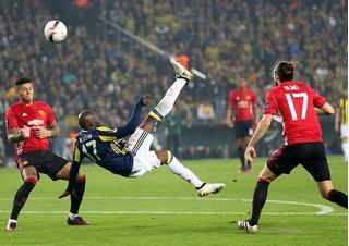 Xem lại 3 siêu phẩm trong trận đấu giữa Fenerbahce và Man United
