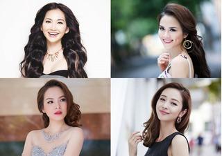 5 mỹ nhân Việt hạnh phúc viên mãn ở