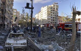 IS nhận trách nhiệm vụ đánh bom ở Thổ Nhĩ Kỳ làm 9 người chết