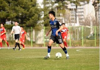 Đội bóng của Xuân Trường trụ hạng thành công khi thắng 1-0 trước Suwon
