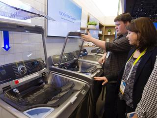 Sau Galaxy Note 7, Samsung triệu hồi gần 3 triệu máy giặt