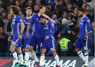 Chelsea tạm thời vươn lên ngôi đầu sau chiến thắng hủy diệt trước Everton