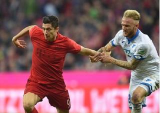 Bayern Munich bị chia điểm trên sân nhà