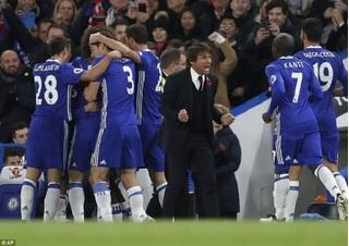 Lên ngôi đầu bảng, Conte vẫn tỏ ra khiêm tốn