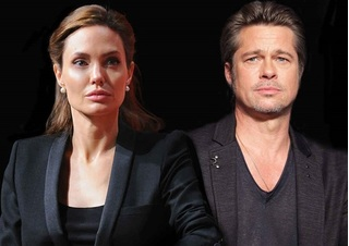 Angelina và Brad ly hôn vì chuyện chăn gối lạnh nhạt?