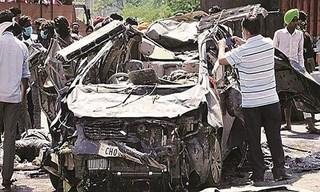 Xe buýt lao xuống hẻm núi, 44 người thương vong ở Ấn Độ