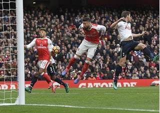 Harry Kane ghi bàn trở lại, trận derby thành London kết thúc với tỷ số hòa