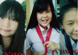 Đã tìm thấy 1 trong 3 nữ sinh mất tích ở Đồng Nai