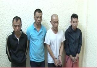Clip hành trình bắt nhóm bắn chết người phố Nguyễn Thị Định