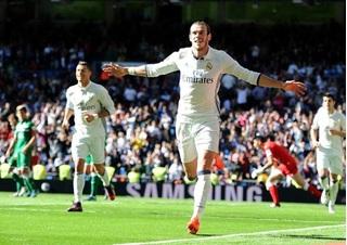 Real Madrid giữ vững ngôi đầu dù Ronaldo tiếp tục gây thất vọng