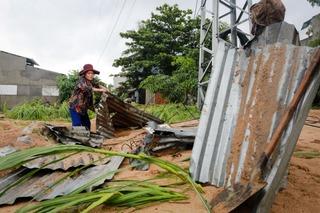 Dân Phú Yên trắng tay, khổ sở trăm bề vì mưa lũ