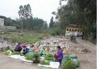 Người Tam Đảo tố phượt thủ xả rác bừa bãi, trộm su su