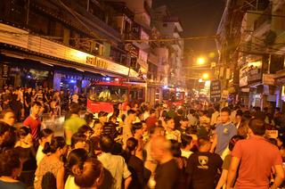 Cháy ở phố Tây Sài Gòn: Người đốt thừa nhận bị