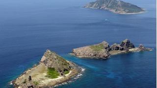 Lần thứ 32 trong 2016, Nhật phản đối tàu Trung Quốc vi phạm Senkaku