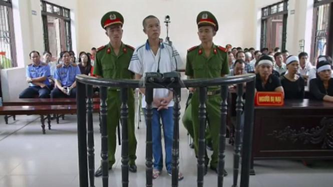 Tô Thanh Tùng tại tòa án