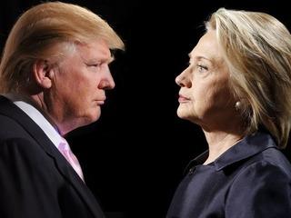 Cân khối tài sản của Donald Trump và Hillary Clinton trước giờ xách vali đến Nhà Trắng