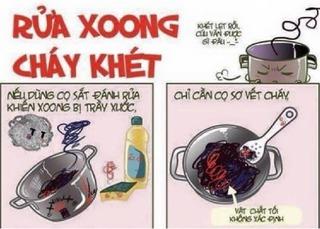 Xem ngay các mẹo cực hay để xử lý khi nấu nướng bị hỏng