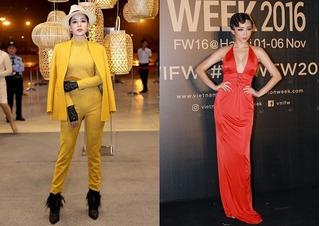 5 sao Việt mặc đồ đẳng cấp nhất trên thảm đỏ thời trang quốc tế