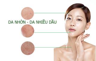 Chăm sóc da dầu thiếu nước như thế nào cho da sáng mịn khỏe mạnh?