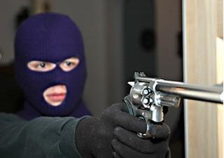 Bắt giữ nghi phạm dùng súng vào biệt thự cướp tài sản