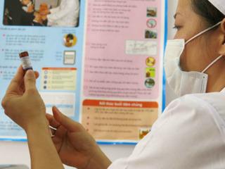 Việt Nam đã sản xuất được văcxin sởi – rubella