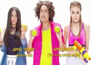 MV PPAP phiên bản smartphone thu hút triệu lượt xem