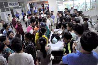 Gia đình mang thi hài quây BVĐK Quảng Ngãi: Giám đốc bệnh viện lên tiếng