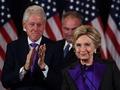 Thông điệp đầu tiên của bà Clinton sau khi thua cuộc trước tỷ phú Donald Trump